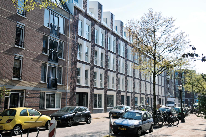 Amsterdam, Van Hogendorpstraat 27