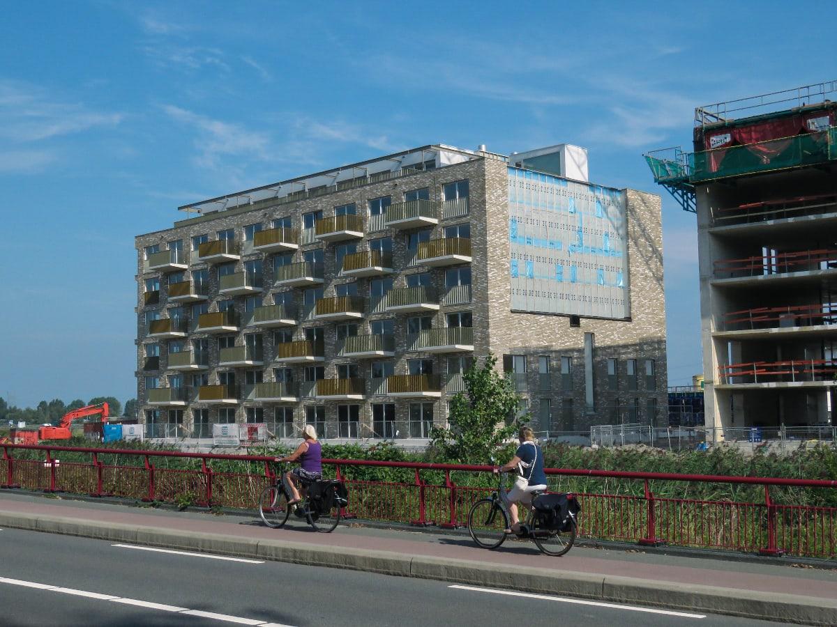Amsterdam, Zeeburgereiland Blok 7 - 1